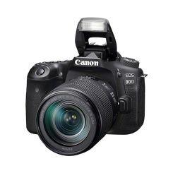 Reflex Canon EOS 90D + EF 18-135mm IS USM
