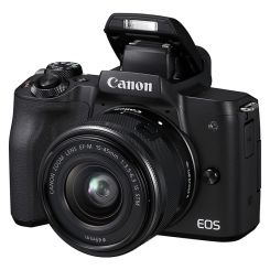 Canon EOS M-50 + OBJECTIF EF-M15-45 IS STM