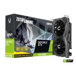 Carte Graphique Zotac Gaming GeForce GTX 1660 Super AMP-6 Go GDDR6
