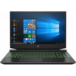PC Portable HP Pavilion Gaming  15-ec1007nk -Ryzen 5 4600H - 12Go - 512Go SSD - GTX 1650 4GB  - Windows 10 - Noir