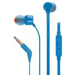 Écouteur intra-auriculaire JBL T110 Bleu