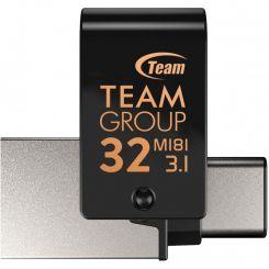 Flash Disque TEAM GROUP M181 32 GO / NOIR