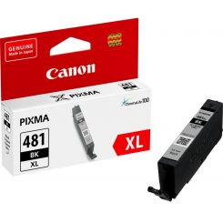 Cartouche d'encre Noir Canon CLI481-N