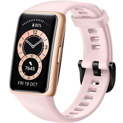 Montre Connecté HUAWEI BAND 6 Pink