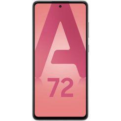 "Smartphone Samsung Galaxy A72 - 128Go - 6.7"" - Double SIM Noir ( A725FG)"