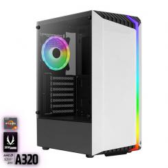 PC sur mesure Gamer AMD 3400G  - 8Go - 250Gb SSD - 6GB