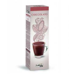 Paquet de 10 Capsules  CAFFITALY   CHOCOLAT