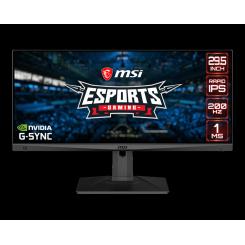 """Ecran Gaming MSI 29.5"""" Optix MAG301RF FHD 1 ms (GTG) - 200 Hz- Rapid IPS"""