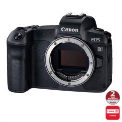 Canon EOS R + adaptateur