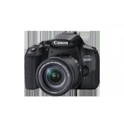 Reflex Canon EOS 850D + EF 18-135mm IS USM