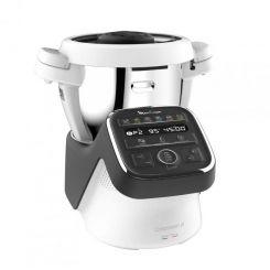 Moulinex Robot cuiseur multifonction - 1550W- Bol inox