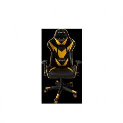 Chaise Pilote Gaming  JAUNE / NOIR