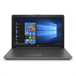 PC Portable HP 15-dw1002nk N4020 - 4Go - 1To - windows 10 - Gris (27Z73EA)