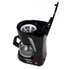 Cafetière électrique 600W- 0.6L - ZLN7887 - Noir