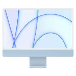 Apple iMac 24''  Retina 4.5K - Puce M1 - 8Go - 256Go SSD -Silver