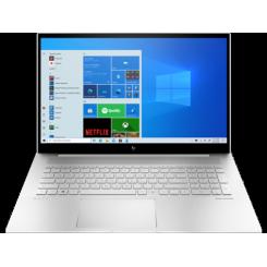 PC Portable HP ENVY 17-ch0000nk - i7 11é Gèn - 16Go - 1To SSD - Windows 10 - Gris (456A0EA)