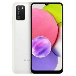 "Smartphone Samsung Galaxy A03S -3Go- 32 Go - 6.5"" - Double SIM - Blanc (SM-A037F/DS)"