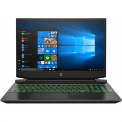 PC Portable HP Pavilion Gaming  15-ec2007nk -Ryzen 7 5800H - 20Go - 512Go SSD - RGTX 3050 4GB  - Windows 10 - Noir