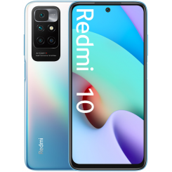Smartphone Xiaomi Redmi 10  - 6Go + 128Go 4G Double SIM - Bleu