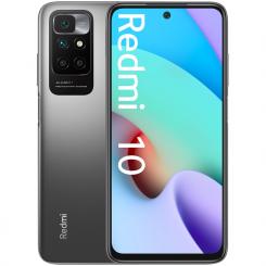 Smartphone Xiaomi Redmi 10  - 4Go + 128Go 4G Double SIM - Gris