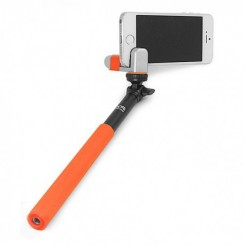 Baguette Selfie standard - Xsories - Black/Orange
