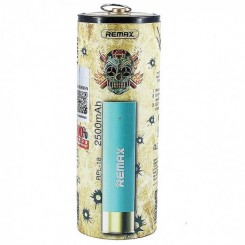 Power Bank REMAX SHELL 2500 Mah - Bleu
