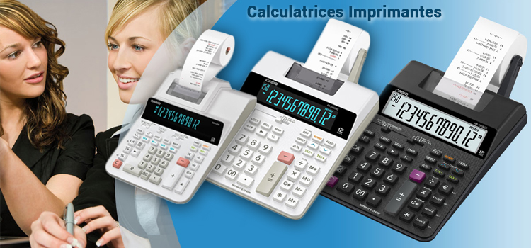 Calculatrice casio